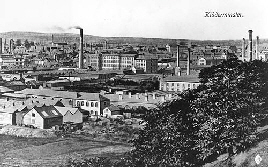 Kidderminster Factory 1850-1880